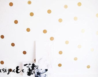 "Wall Stickers - 2"" Dots"