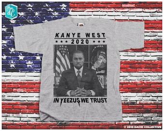 Kanye 2020 | Etsy