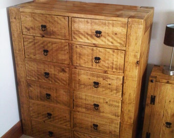 The Atlow Chest of Drawers