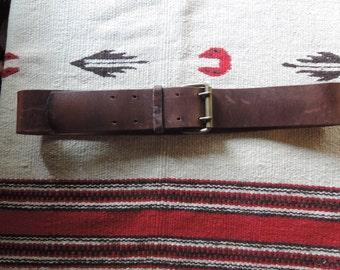 Two Pronged Belt