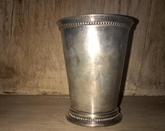 Vintage Silverplated Cup Made In India