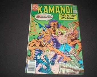 Kamandi 54, (1978), DC Comics