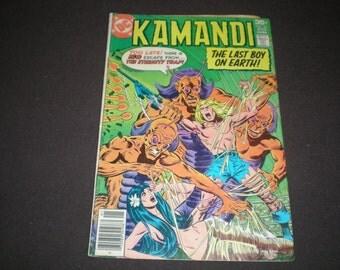 Kamandi 54, (1978), DC Comics JK