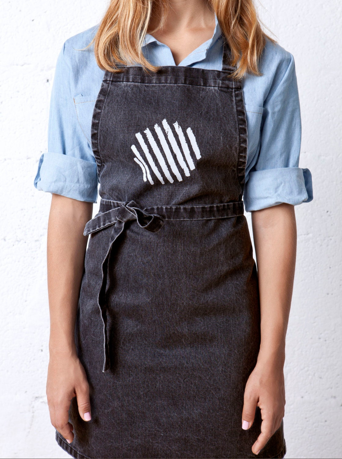 Sale Women Apron Full Apron Apron Men Denim Apron