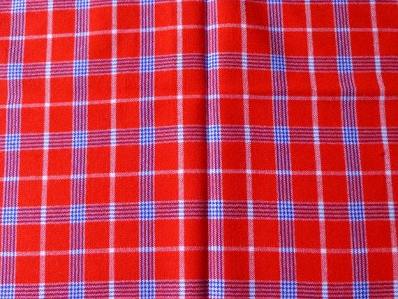 African Masai Maasai Shuka Blanket