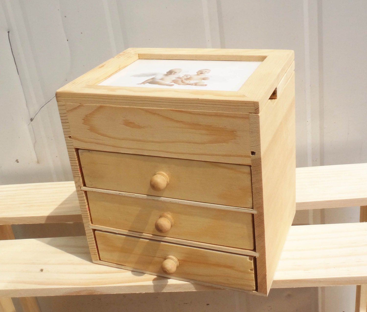 how to make a small jewelry box out of wood