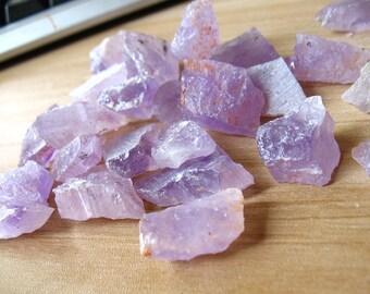 Natural Amethyst Loose Stone Rough Raw Purple Amethyst Crystal Quartz Nugget Healing Crystal Wholsale A104