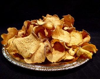 All Natural Gourmet Dog Treats: Homemade Sweet Potato Chips