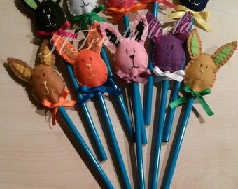decorated pencil : the rabbit
