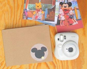 Premade Scrapbook Album- Disney Scrapbook // Custom Scrapbook // Scrapbook Album Premade // Scrapbooking Kit// DisneyWorld // Disneyland