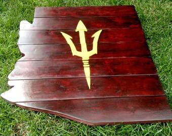 Arizona state University custom design