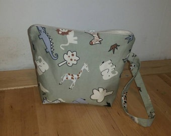 bag with animals