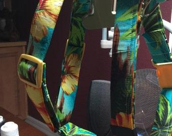 Hawaiian dog harness