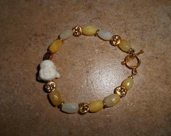 Hotai Buddha Citrine Bracelet