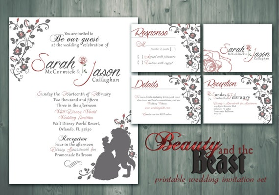 Ideas On Wedding Invitations was nice invitation example