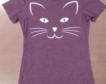 FCCRSNC Cat Face shirt