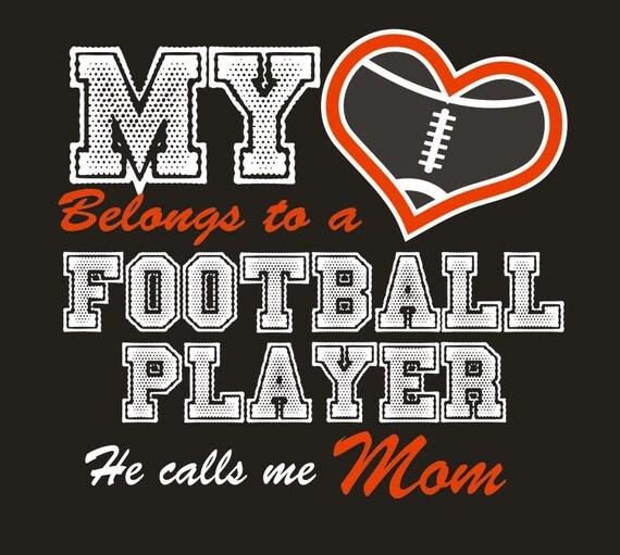 Mom belongs to me