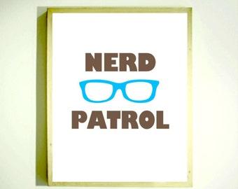 nerd patrol