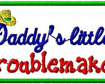 Troublemaker Etsy
