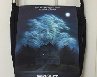 Fright Night Inspired Messenger Bag / Purse