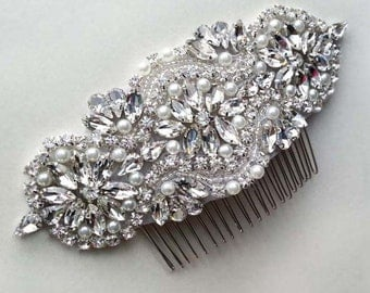 Bridal comb, wedding hair accessories,rhinestone comb,bridal hair piece,wedding hair comb,wedding hair accessory,bridal hair comb,headpiece