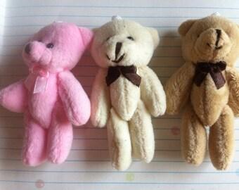 Kawaii tiny bear plush