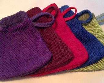 Washcloth mitt. Bath and body tool. Wash glove. exfoliating nylon net washcloth mitt. Bath Essentials. Bath sponge. Body sponge. Body scrub.