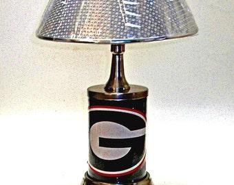 Georgia Bulldogs Lamp