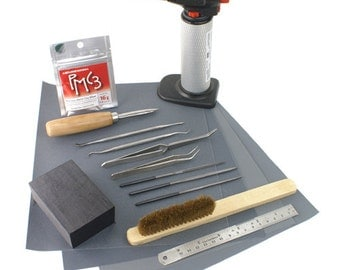 Precious Metal Clay (PMC) Kit - KIT-1650
