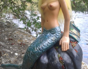 mermaid doll ooak