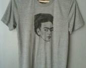 Frida Kahlo T-shirt. Frida Classic T-shirt. Gift Friendly