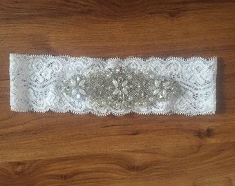 Bridal garter
