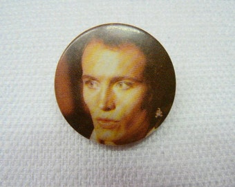 Vintage Early 80s Adam Ant / Adam and the Ants Pouty Face Pin / Button / Badge