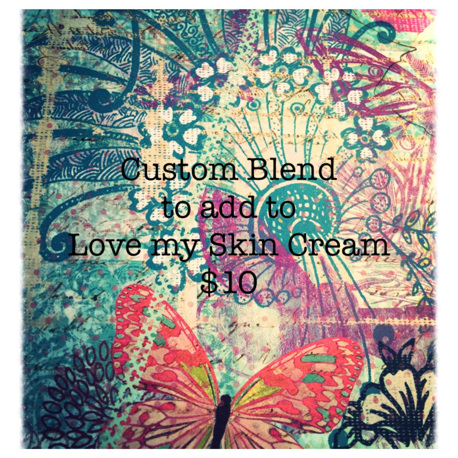 Love My Skin Unscented herbal infused cream ON SALE was 20 now 12