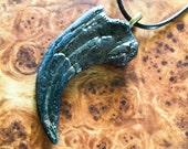 Raptor Claw Jurassic Park / Jurassic World Hand Made Necklace