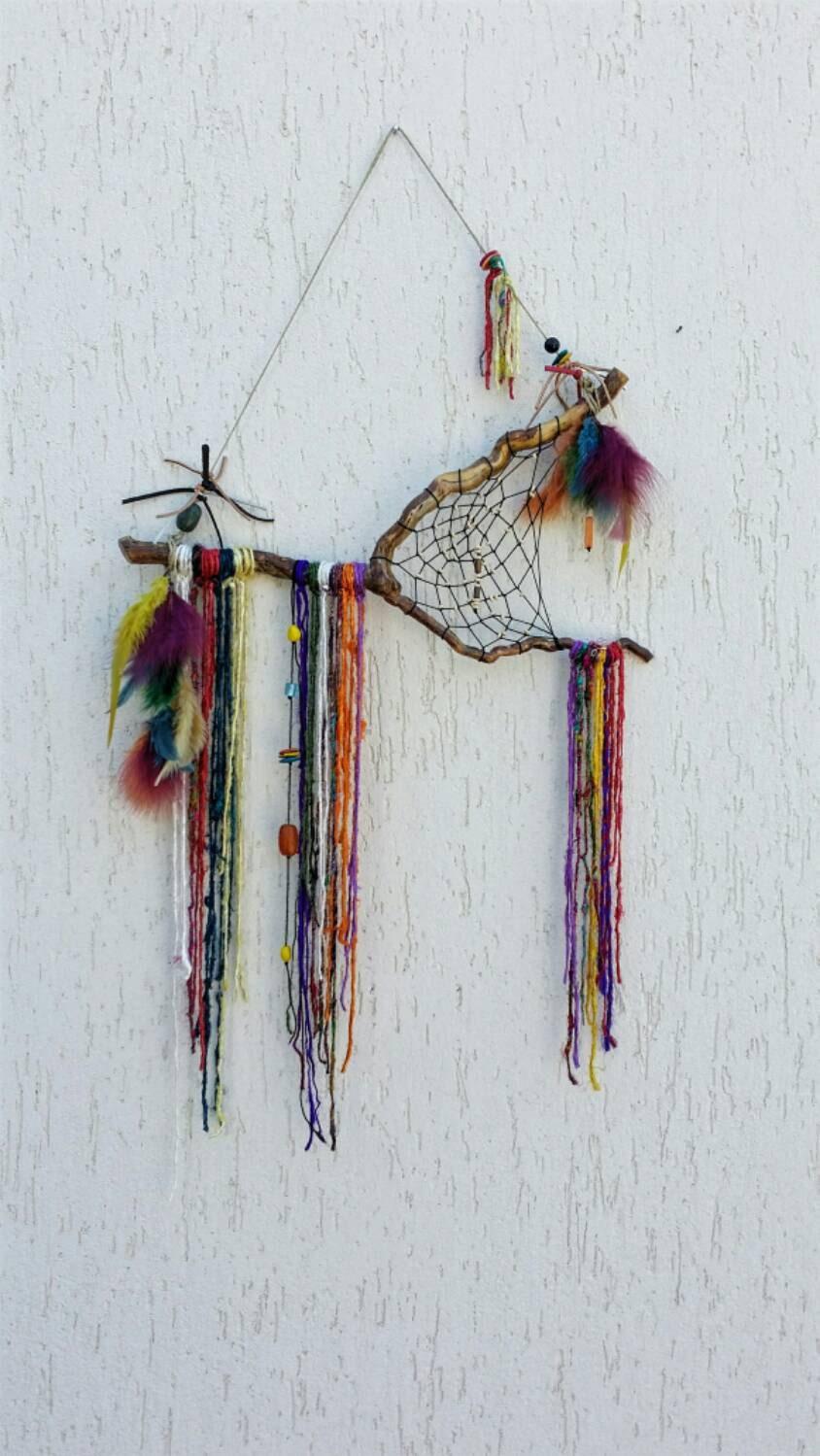 Boho Rustic gypsy décor Gypsy wall art bohemian décor