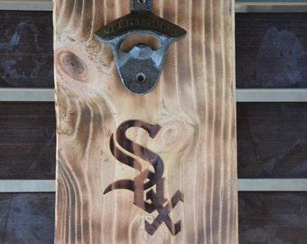 Chicago White Sox Bottle Opener