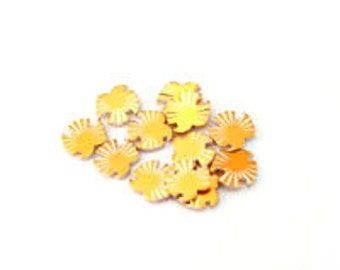 Gold Confetti Doves (144pcs)