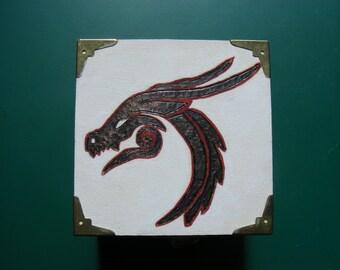 Dragon of The Magical Island~ Keepsake Box