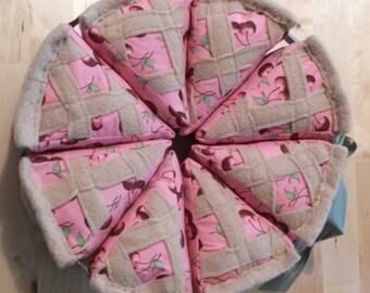 Pink Cherry Pie WHOLE ~ Plush Bakery