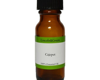 Essential Oil - Cajeput