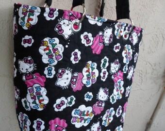 Hello kitty tote.. handbag