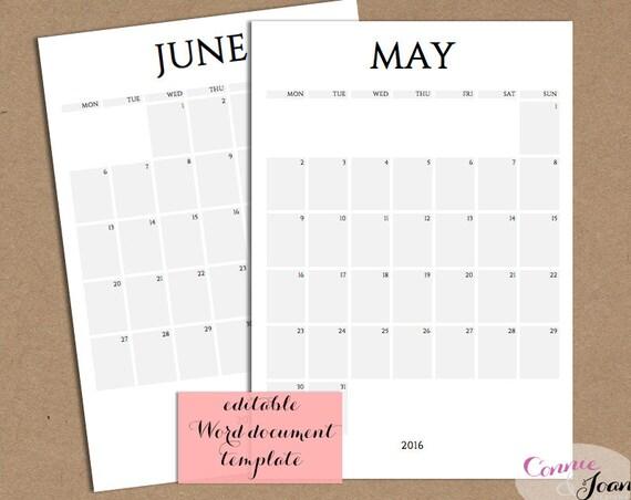 DIY-2016-Kalender zum selbst