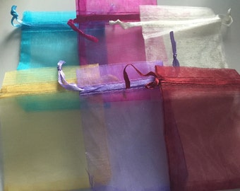 Small Organza Bag - Only bought with a handmade item