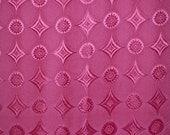 Pink satin rayon shiny li...