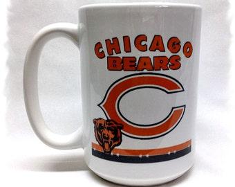 Chicago Bears _15 ounce_ El Grande Mug