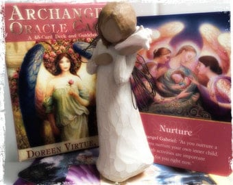 Pyschic Reading Archangel Oracle Intuitive Guidance