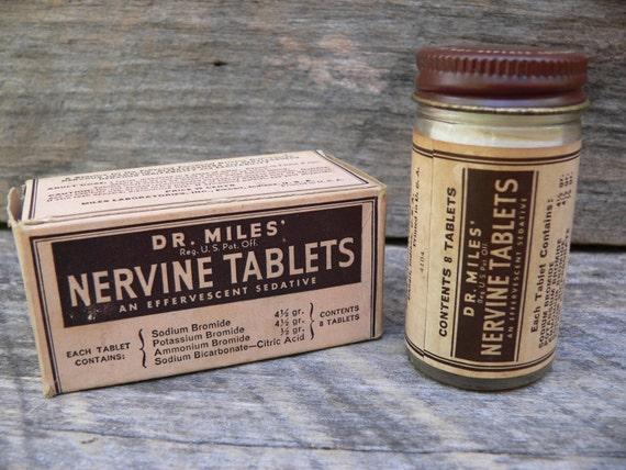 Nervine tablets
