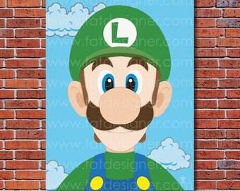 Luigi: The Hero