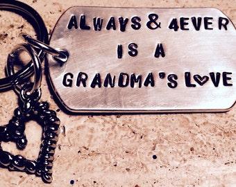 Grandma's keychain!